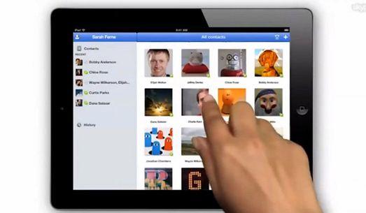 Aplikacja randkowa na skype