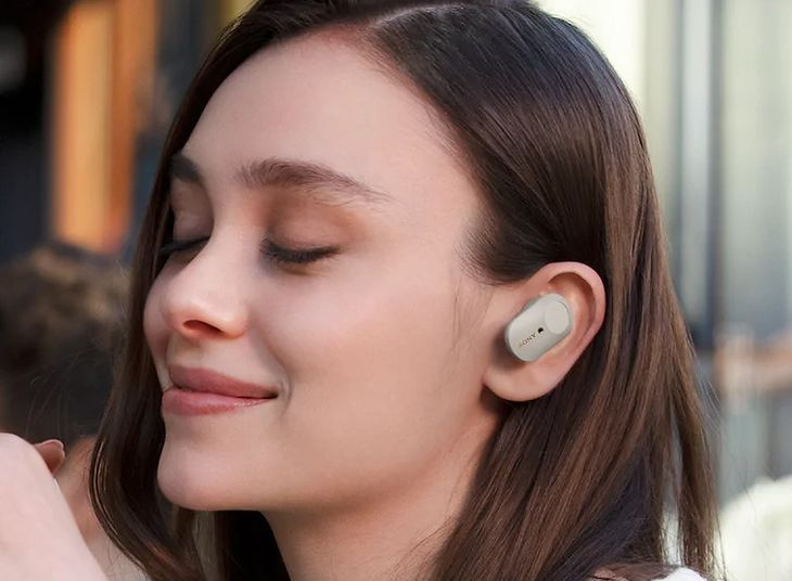 Amazon Sony WF 1000XM3 Prawdziwe bezprzewodowe słuchawki z