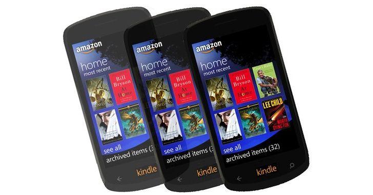 Smartfon Amazonu - koncept (fot. softpedia-static.com)