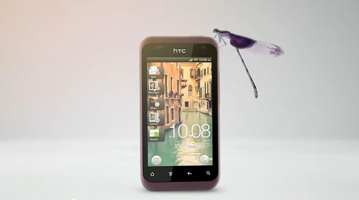 HTC Rhyme | fot. youtube.com