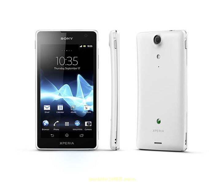 Sony Xperia GX   fot. phonearena.com