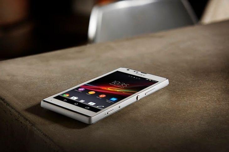Sony Xperia SP (fot. Sony)