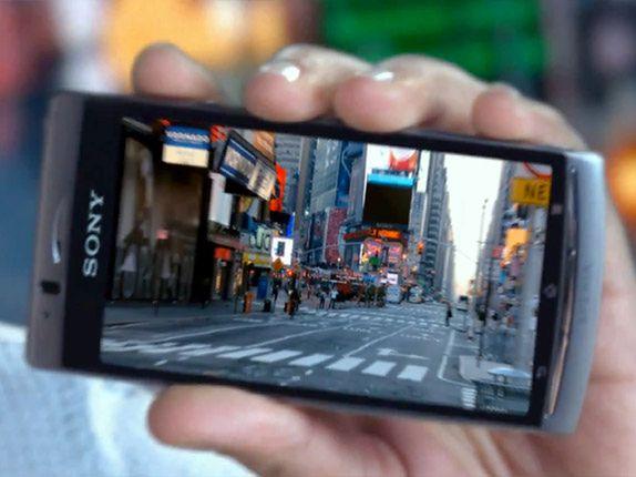 Sony Xperia Arc?   fot. pocketnow.com