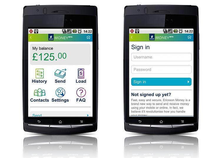 Ericsson Money Services