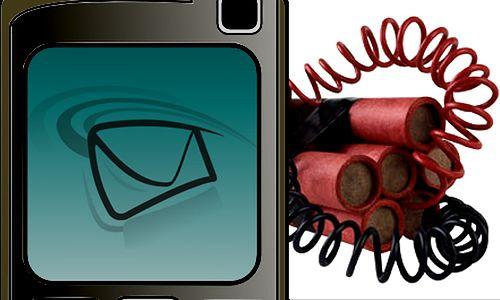 Spam SMS-owy zabił... terrorystkę