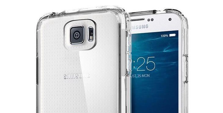 Czy tak będzie wyglądać Samsung Galaxy S6 w etui?