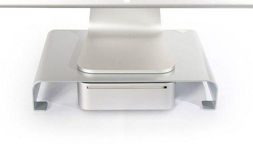 STAND BY MI V2 - aluminiowa podstawka dla Maka Mini