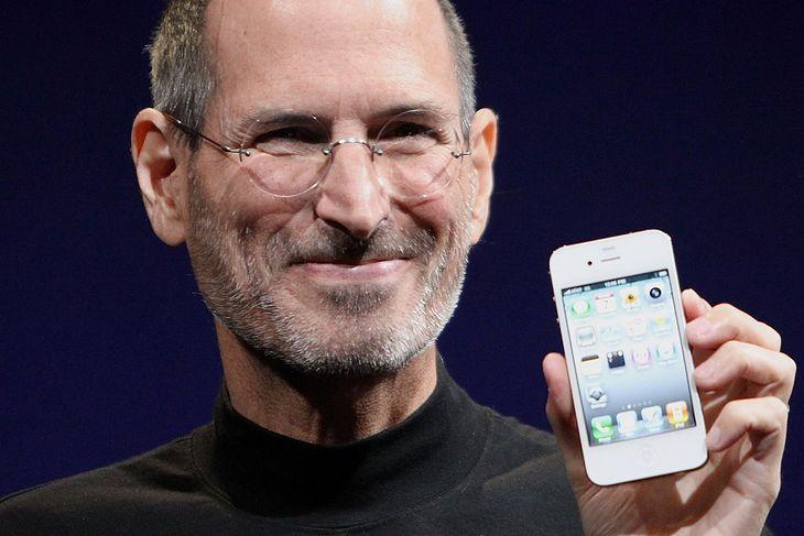 Steve Jobs popularyzował smartfony, ale sam nie był ich fanem