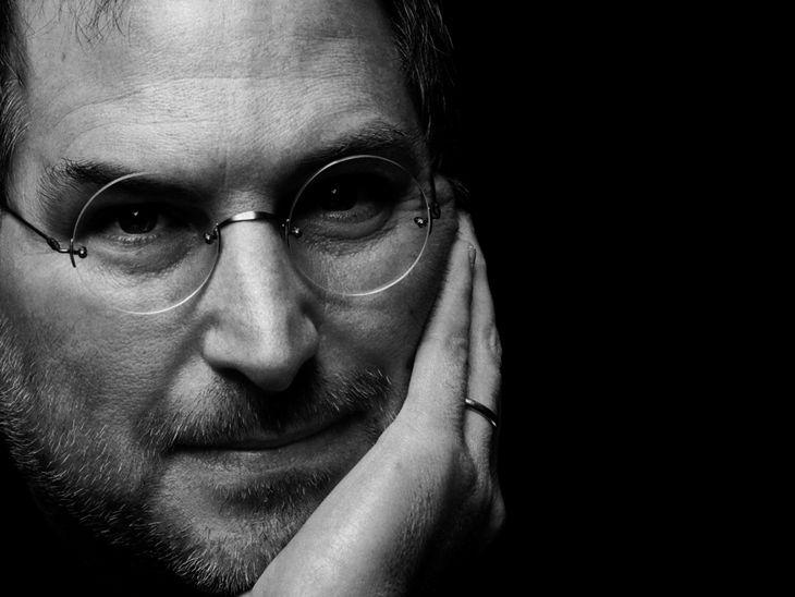 Steve Jobs (ur. 1955 - zm. 2011)