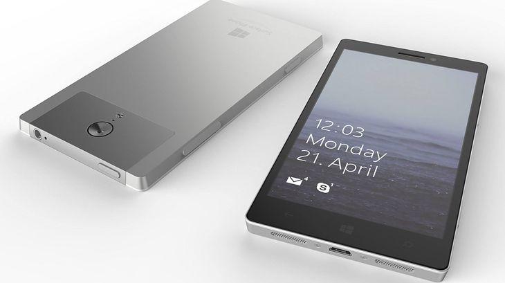 Surface Phone - koncept