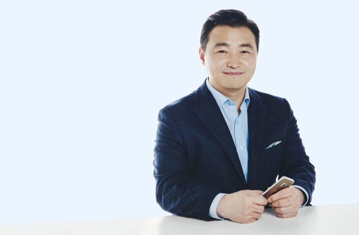 Tae Moon Roh to nowy szef działu Samsung Mobile