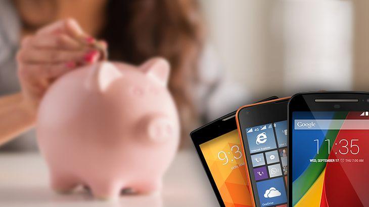 Moto G, Lumia 640, LG Spirit i Skarbonka