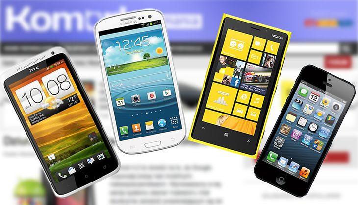 Telefon roku 2012
