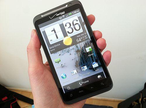 HTC Thunderbolt - najdroższy telefon świata? | Flickr