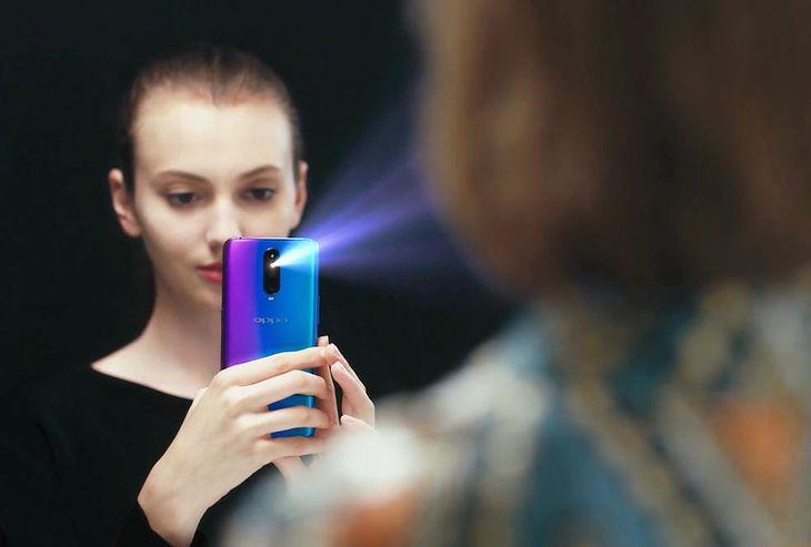 OPPO RX17 to jeden ze smartfonów z sensorem ToF