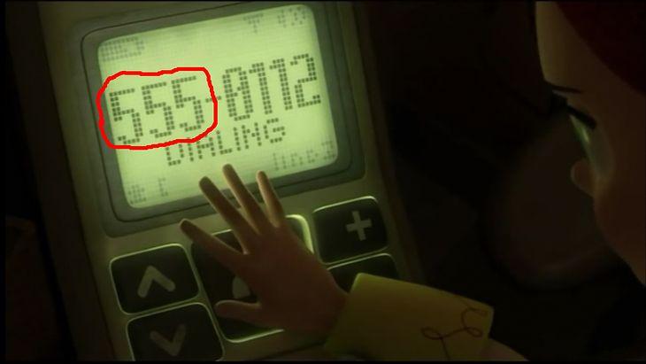 """Sekwencji 555 nie mogło zabraknąć także w """"Toy Story"""""""