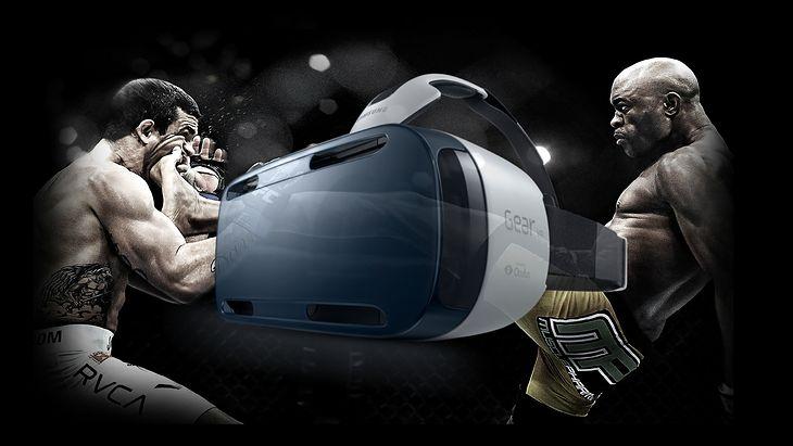 Gala UFC po raz pierwszy będzie transmitowana na żywo w VR. Użytkownicy Gear VR obejrzą ją za darmo