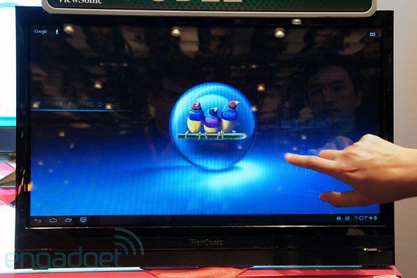 ViewSonic VCD22 (fot. Engadget)