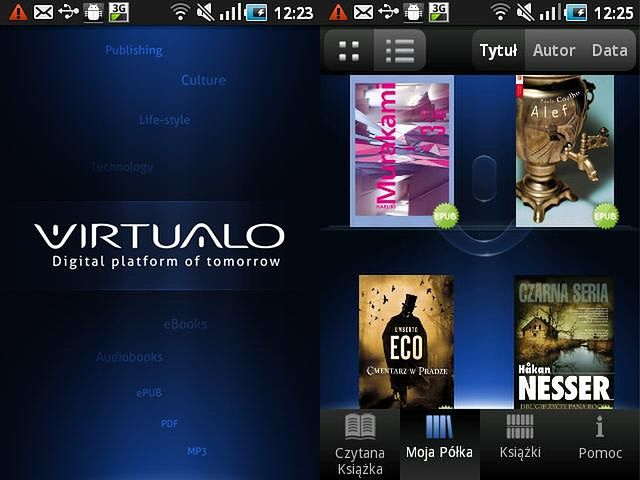 Virtualo na Androida