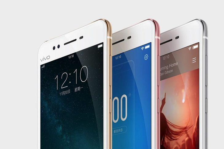 Nowe smartfony Vivo mają mieć podwójne aparaty na przednich panelach