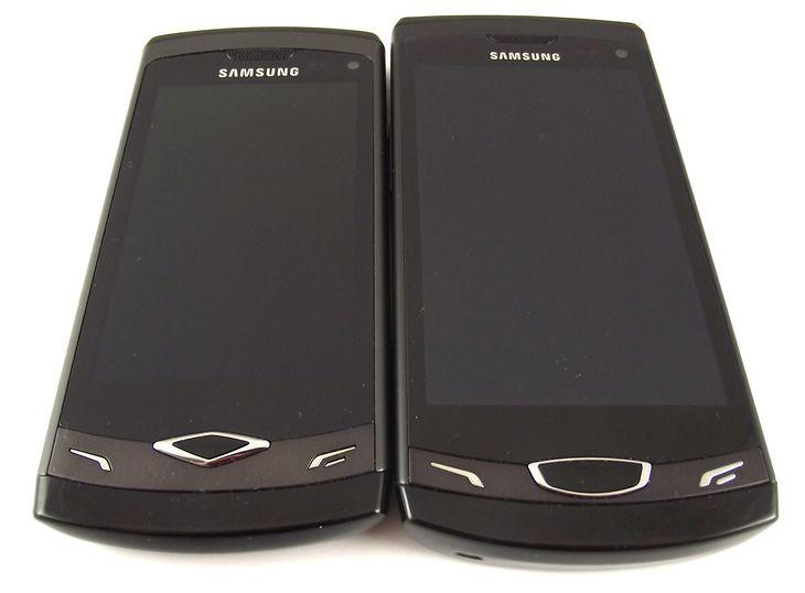 Samsung Wave i Wave II