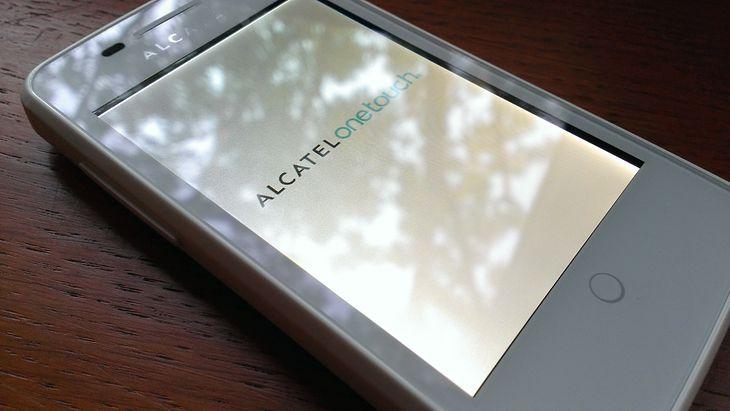 Alcatel One Touch Fire z FirefoxOS