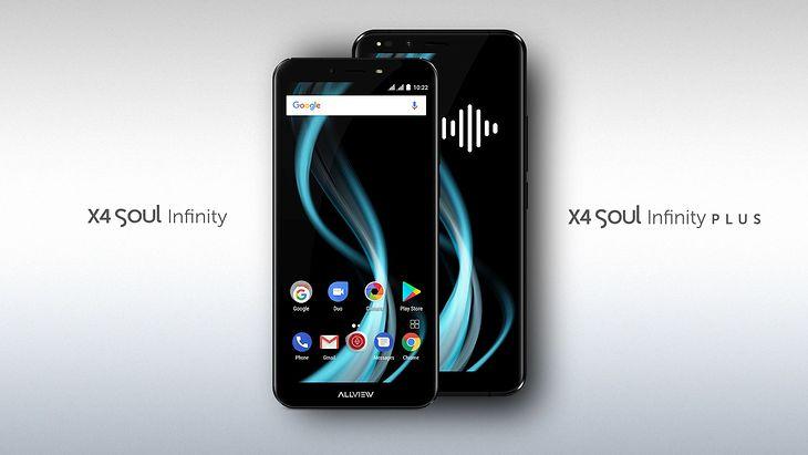 Allview Soul X4 Infinity i Soul X4 Infinity Plus
