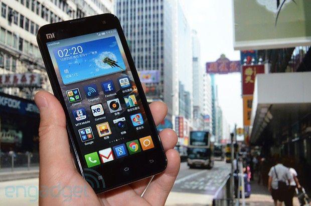Xiaomi Phone 2 | fot. engadget