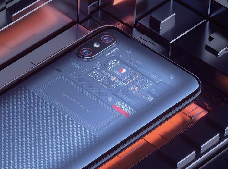 Xiaomi Mi 8 to jeden z nielicznych smartfonów z NFC