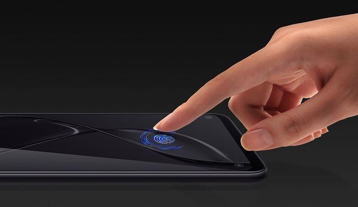 Xiaomi Mi 8 Explore Edition z czytnikiem linii papilarnych w ekranie