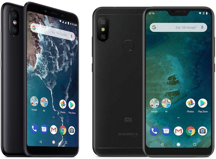 Xiaomi Mi A2 i Mi A2 Lite