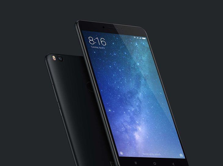 Niebawem pojawi się następca modelu Xiaomi Mi Max 2
