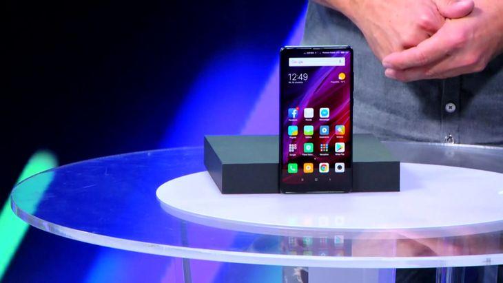 Przyciski ekranowe w Xiaomi Mi MIX 2 staną się zbędne