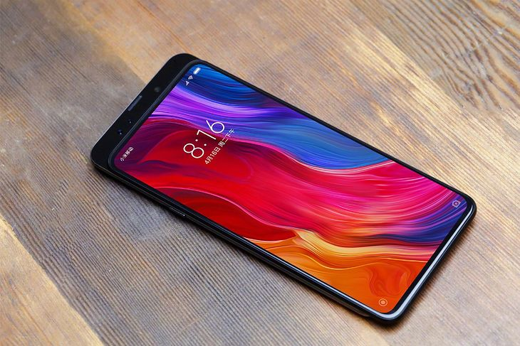 Tak może wyglądać Xiaomi Mi MIX 3