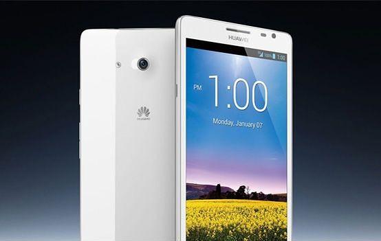 Ascend Mate Huaweia. Nie ma za wiele wspólnego z małymi telefonami, ale - moim zdaniem - jest całkiem ładny :)
