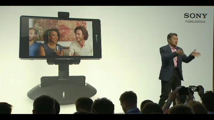 Smart Imaging Stand IPT-DS10M (fot. youtube.com)