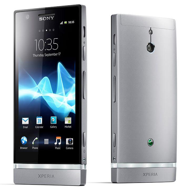 Sony Xperia P | fot. Sony