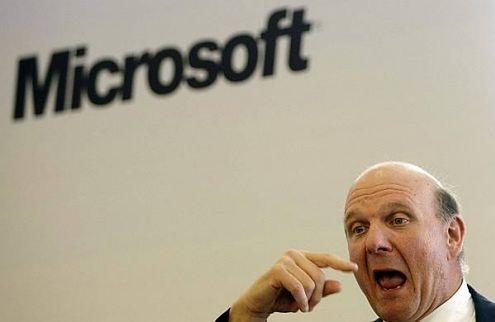 Microsoft Ballmer