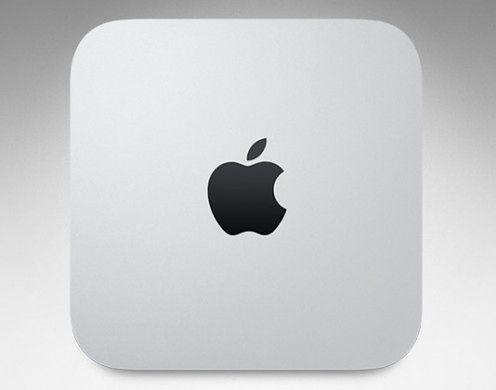 Mac mini podłącz