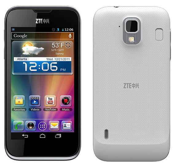 ZTE Grand X LTE (fot. ZTE)
