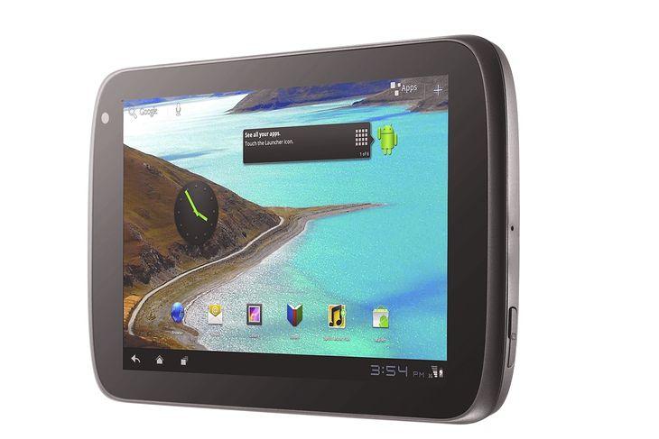 tablet ZTE Optik