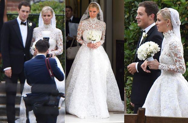 Nicky Hilton wyszła za miliardera! (ZDJĘCIA)