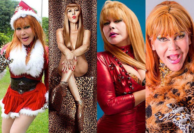 """2Tak wygląda """"Tygrysica Wschodu"""", 72-letnia gwiazda peruwiańskiego YouTube'a"""