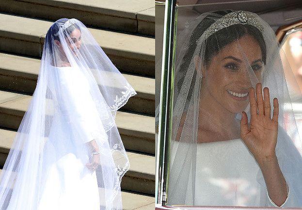 Oto Suknia ślubna Meghan Markle Zdjęcia Pudelek