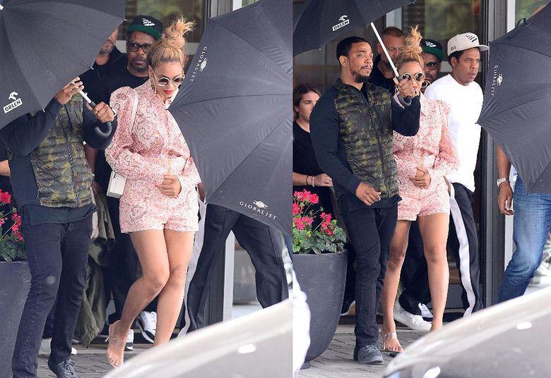 2Beyonce i Jay-Z w Polsce