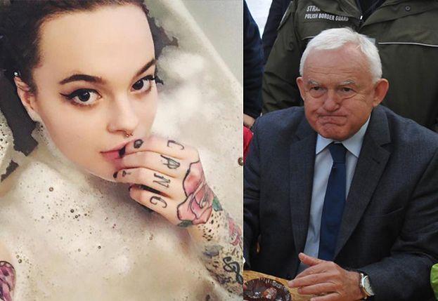 Wnuczka Millera Dziadek Był Zdegustowany Moimi Tatuażami