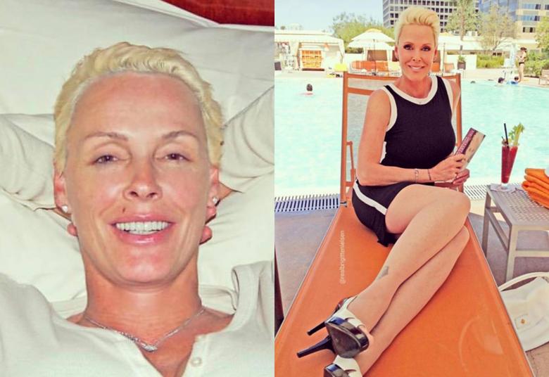 2Brigitte Nielsen: symbol seksu, żona Stallone'a, 54-letnia mama