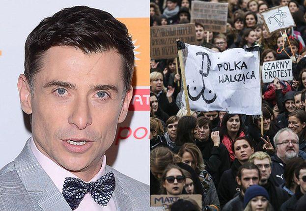 """Kuszewski o przekazaniu 100 tysięcy na Centrum Praw Kobiet: """"To gest w obronie i za kobietami"""""""