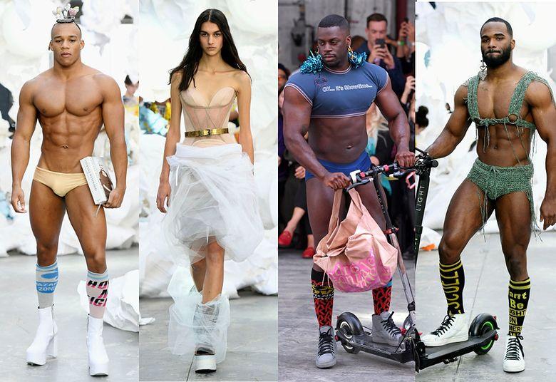 2Tak wyglądają najnowsze trendy w modzie MĘSKIEJ według Vivienne Westwood