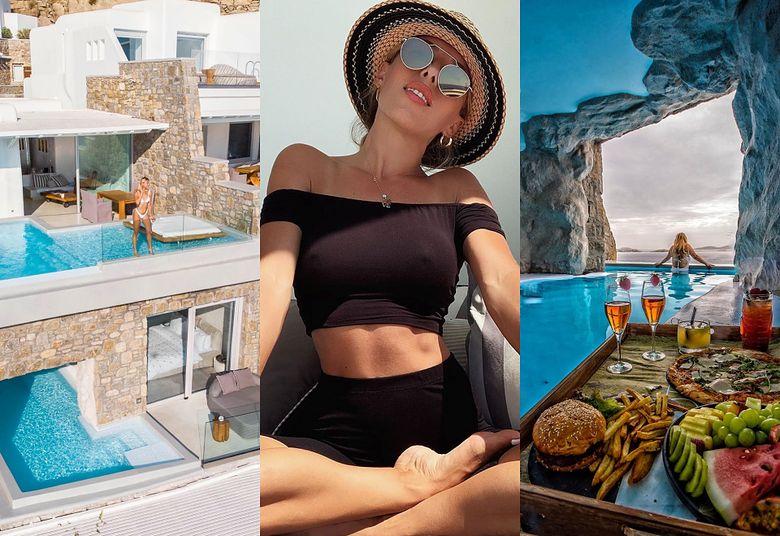 2Ewa Chodakowska zdradziła, w jakim hotelu wypoczywa na Mykonos. Cena za noc to nawet… 10 TYSIĘCY ZŁOTYCH!